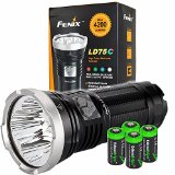 Fenix LD75C High Output Multi Color Flashlight