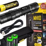 Nitecore Flashlight review